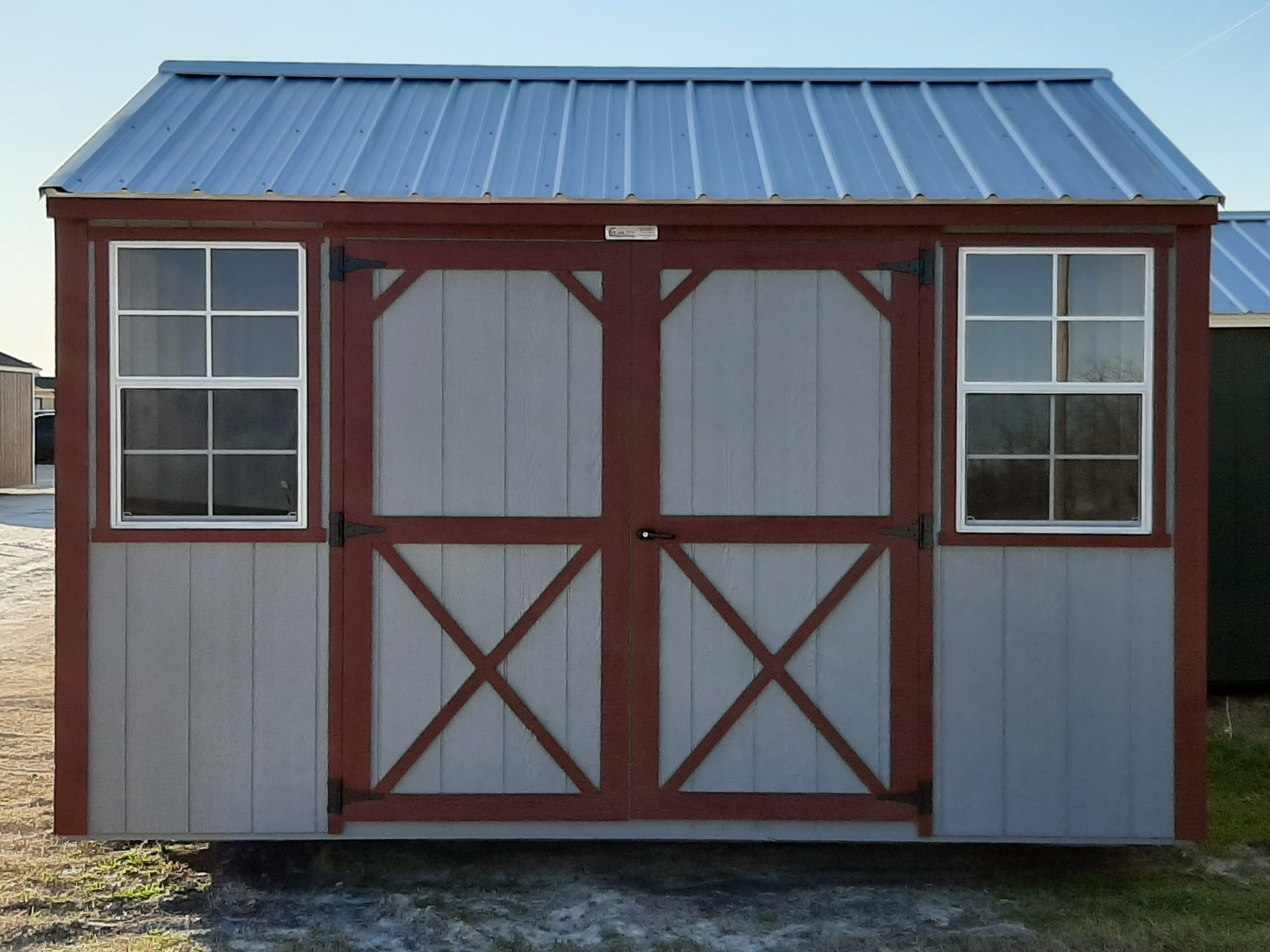 10x12 Garden Shed Image
