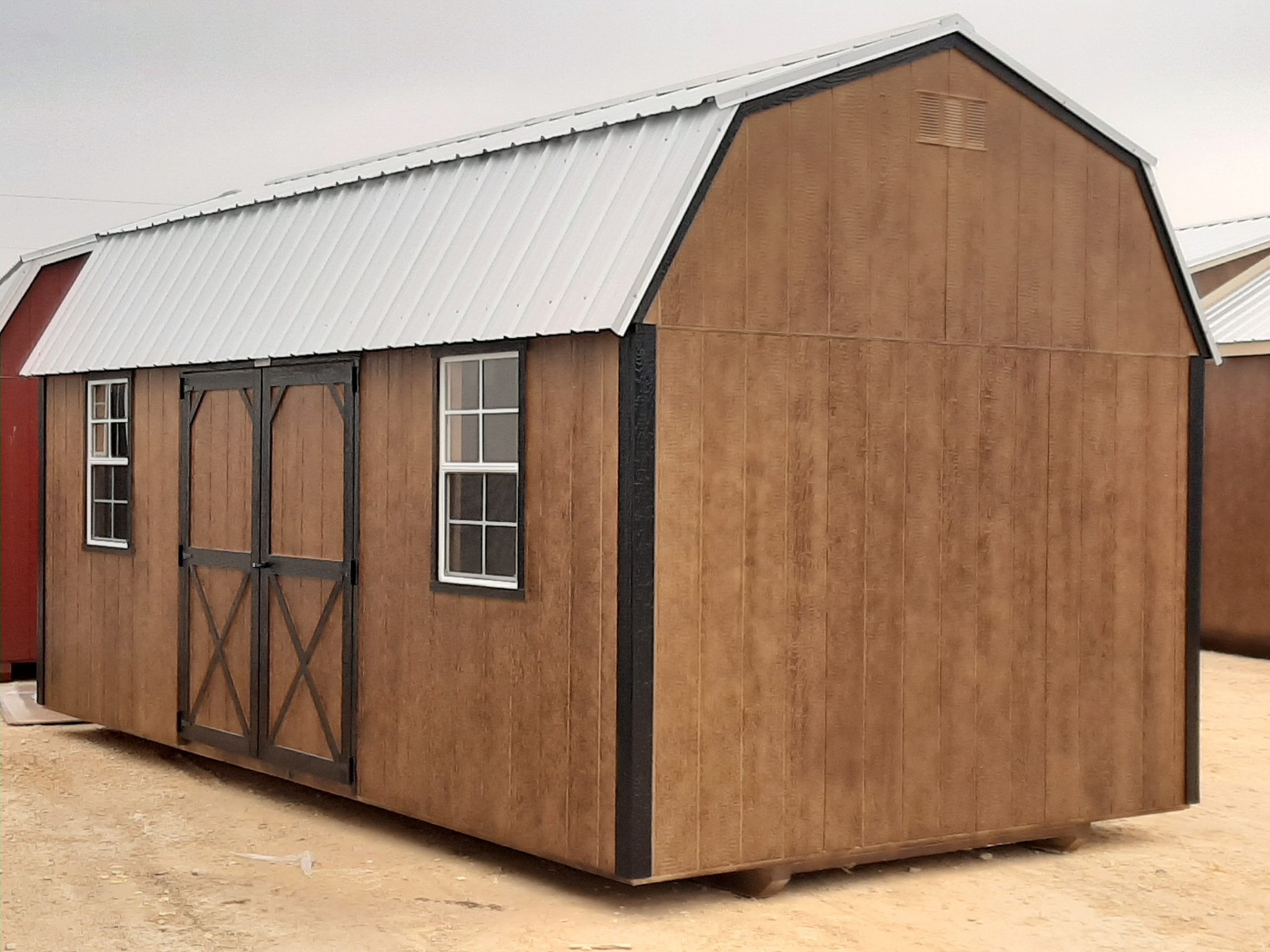 10x20 Lofted Barn Image