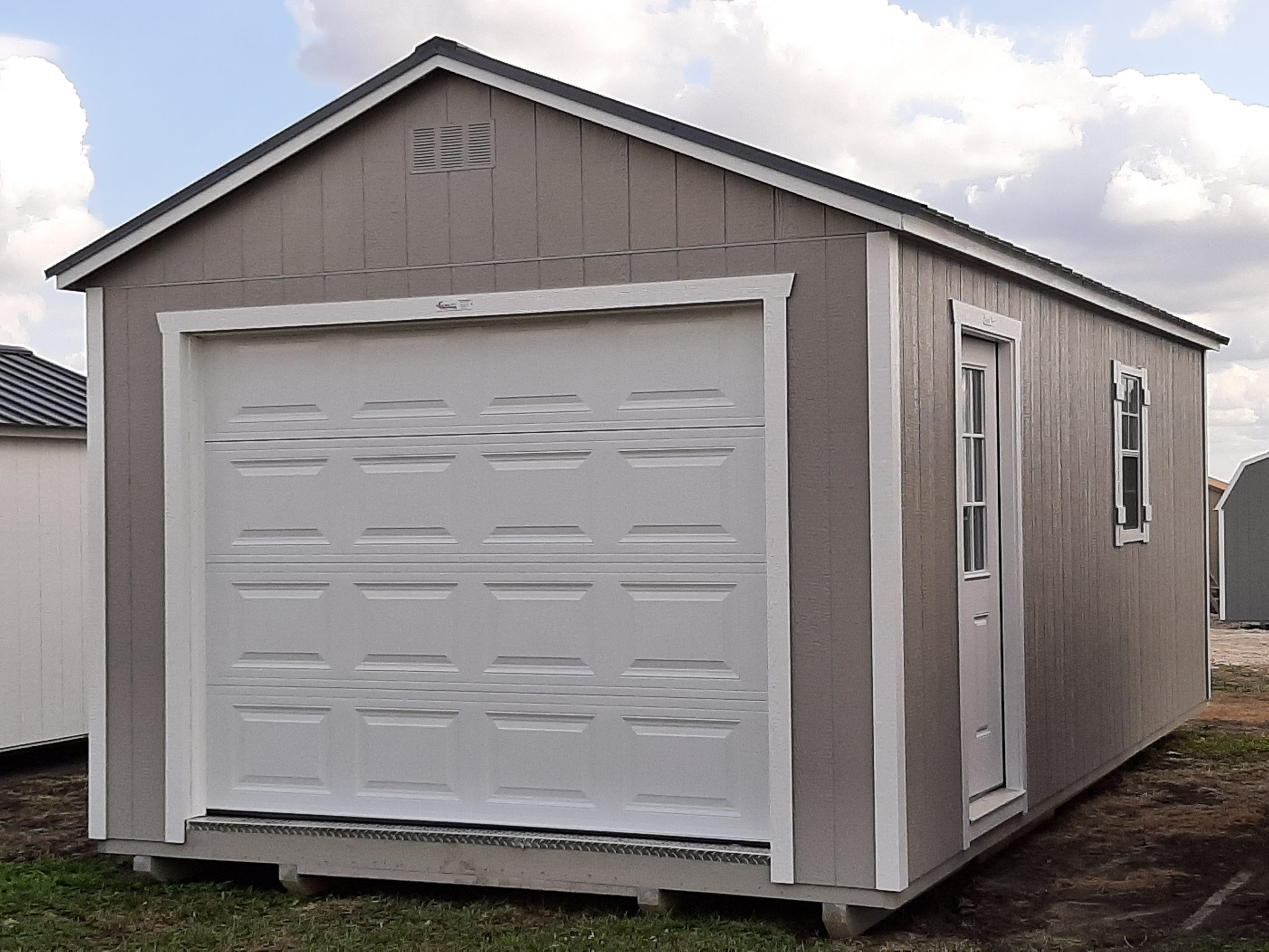 12x24 Elite Portable Garage #1588 Image