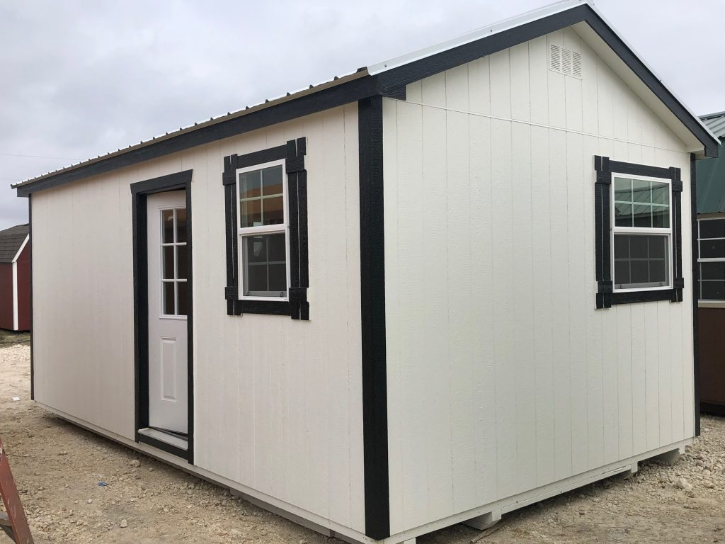 12x20 Cabin Shell Image