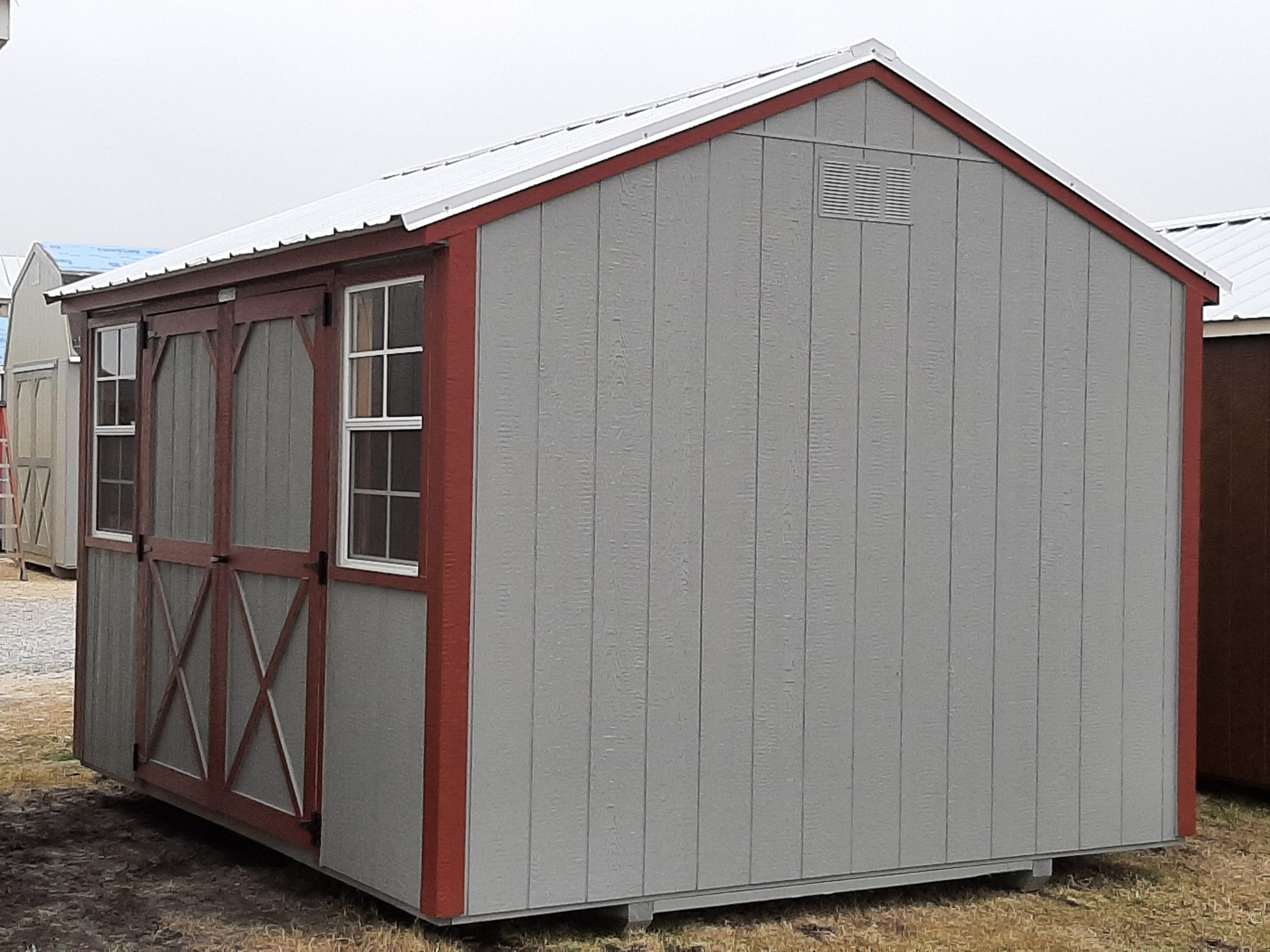 10x12 Garden Shed #1714 Image