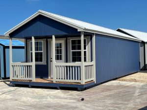 14x36 Cabin with Porch #1874 Image