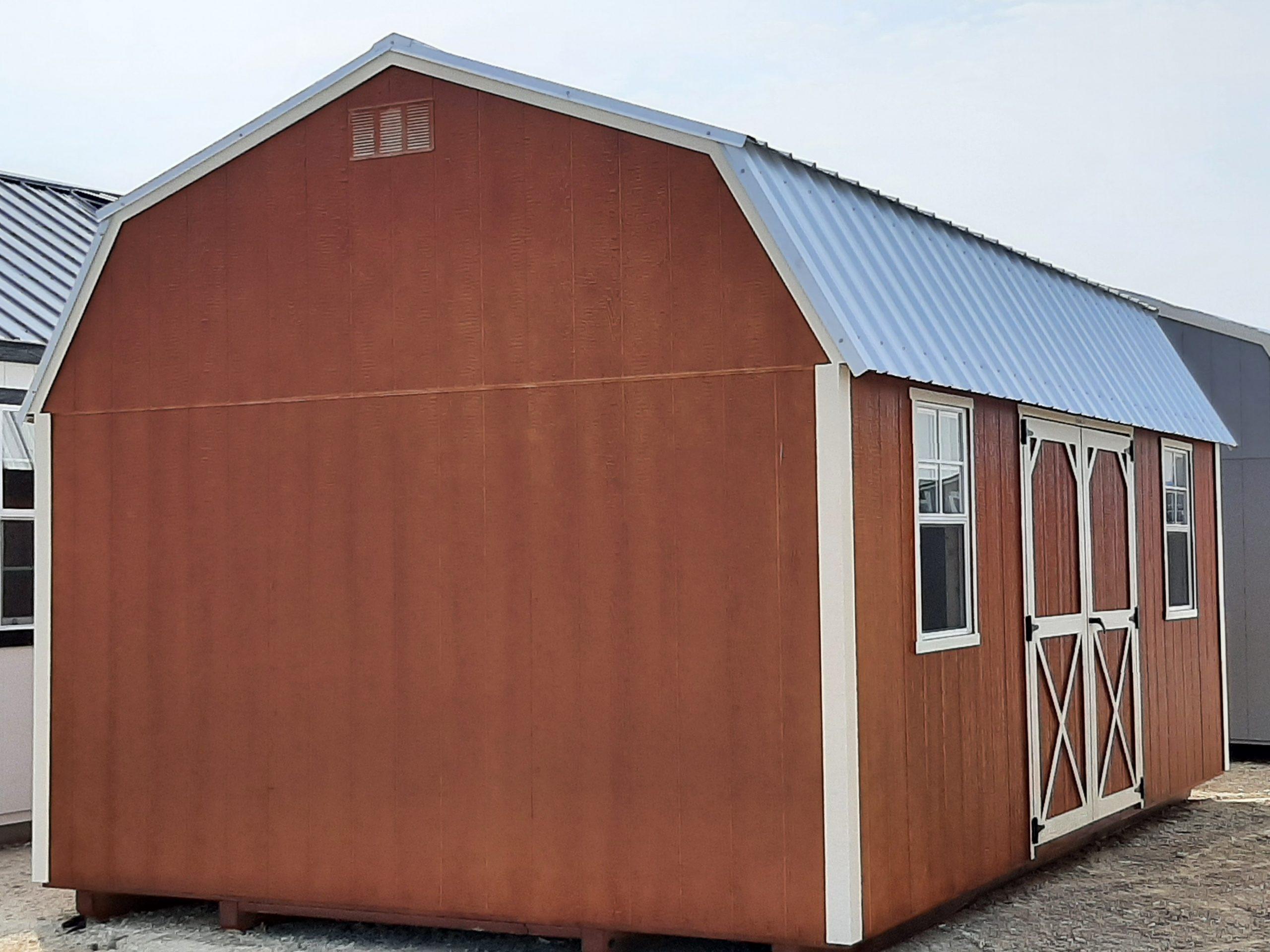 12x20 Lofted Barn #2257 Image